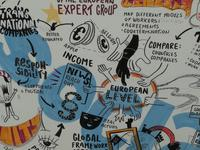 Visual harvestiing European Dialogue 2018_5